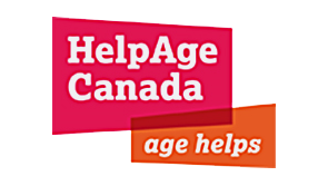 HelpAge Canada Logo Transparent